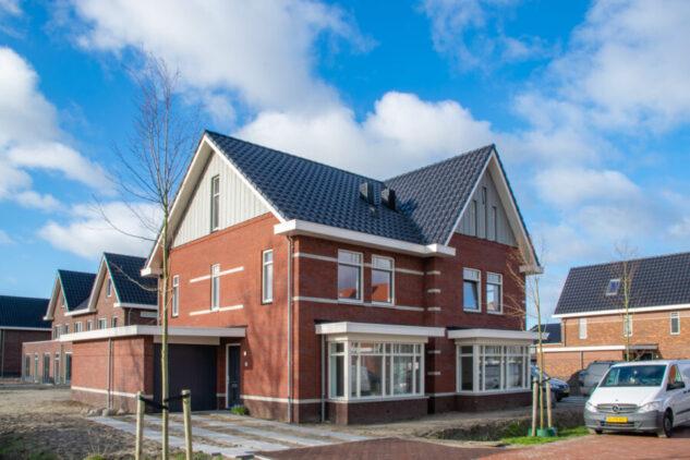 Woningen Zuiderloo opgeleverd